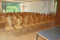 Seminarräume des Oekozenter Pafendall