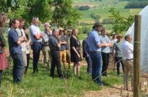 """Präsentation des Projektes """"Plattform Solidarische Landwirtschaft"""""""