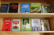 Neues Jahr – neue Bücher in der oekobib mediathéik