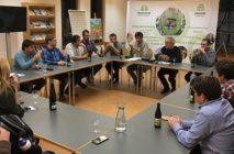 """Anregende Gesprächsrunden mit der """"Landjugend a Jongbaueren"""""""