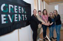 "Start des ""Green Events""-Projekts"